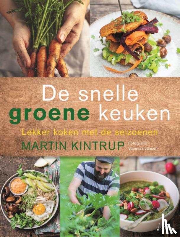 Kintrup, Martin - De snelle groene keuken