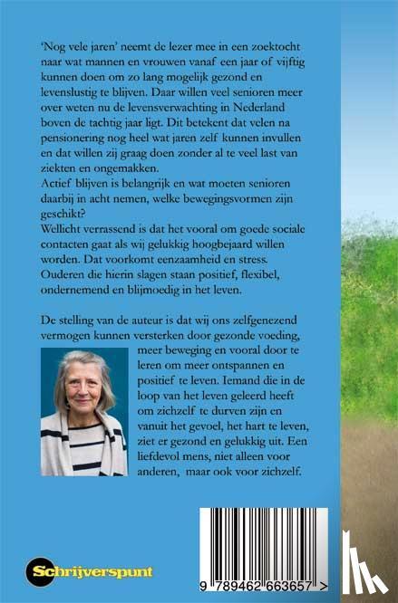 Graaf, Janny de - Nog vele jaren - POD editie