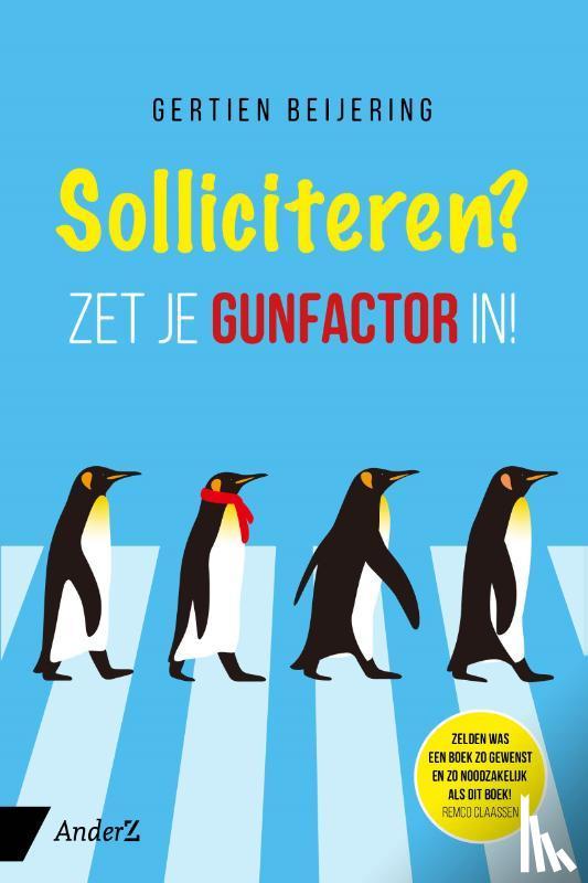 Beijering, Gertien - Solliciteren?