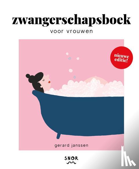 Janssen, Gerard - Zwangerschapsboek voor vrouwen