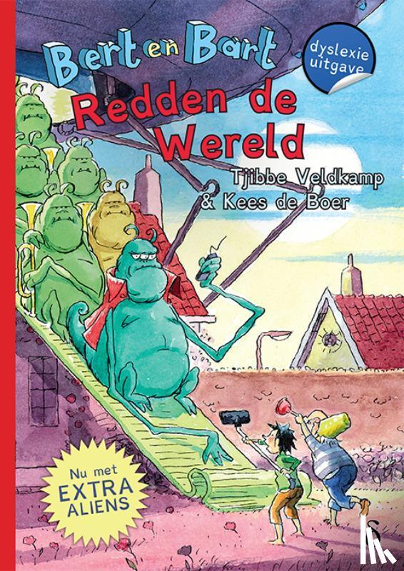 Veldkamp, Tjibbe - Bert en Bart redden de wereld