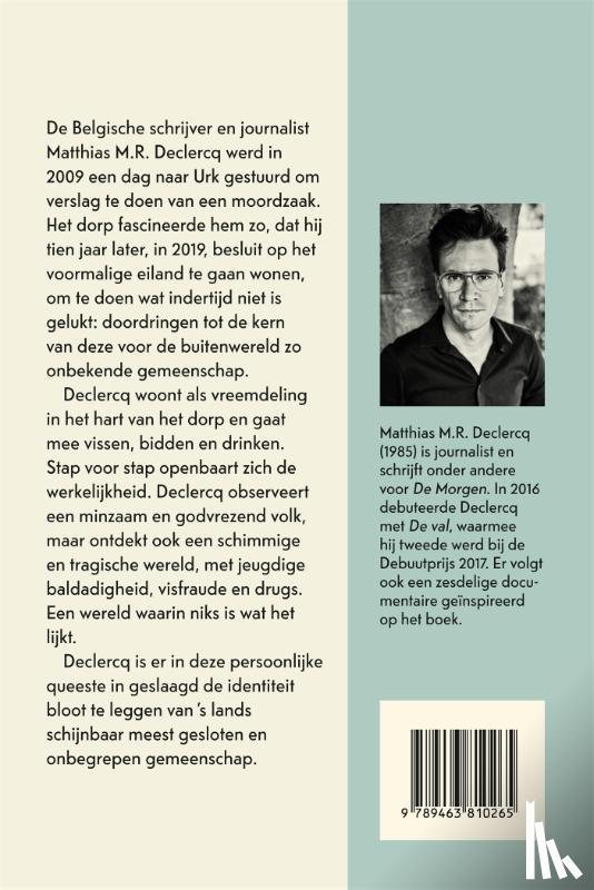 Declercq, Matthias M.R. - De ontdekking van Urk