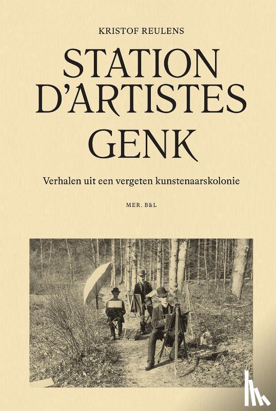 Reulens, Kristof - Station D'artistes Genk