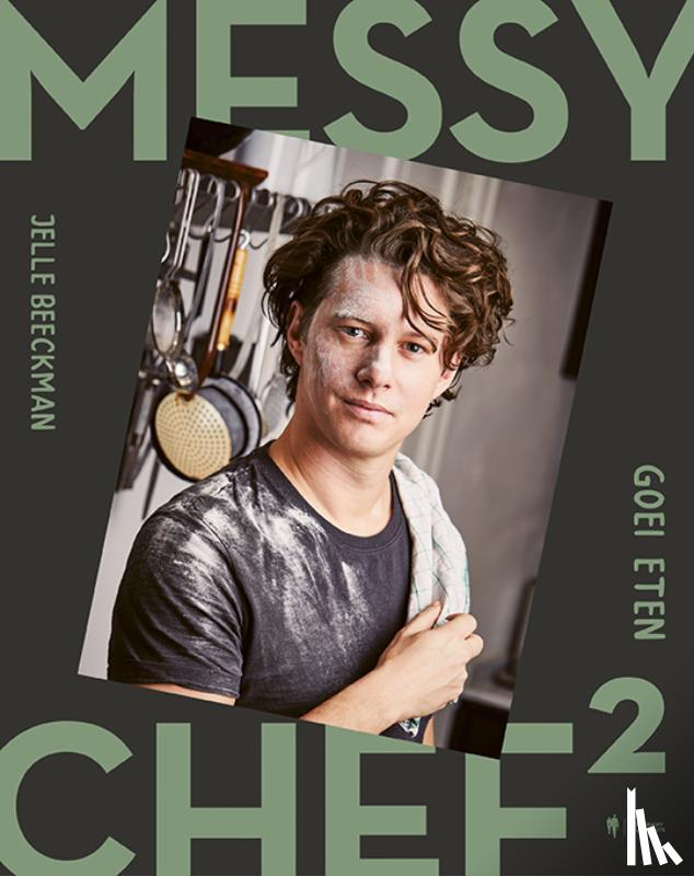 Beeckman, Jelle - MESSY CHEF 2