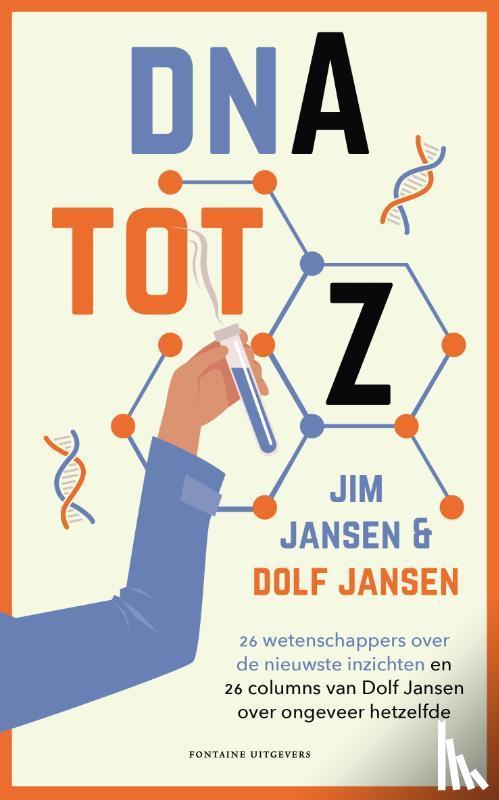 Jansen, Jim, Jansen, Dolf - DNA tot Z