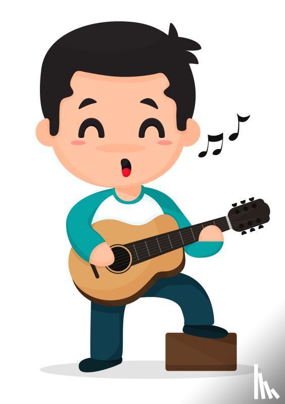 Comfort, Allets - Gitaarakkoorden- Gitaartabs Notenschrift- Bladmuziek (A5) Boy Rock- Allets Comfort