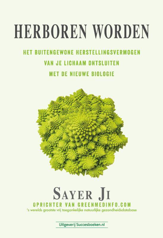 Ji, Sayer - Herboren worden