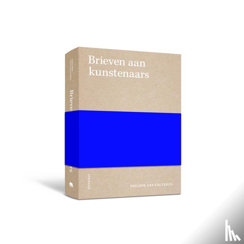 Cauteren, Philippe Van - Brieven aan kunstenaars