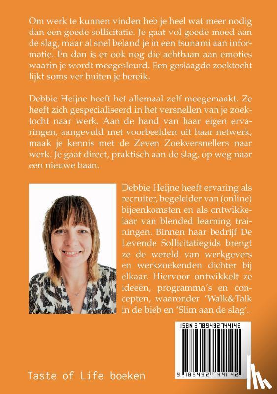 Heijne, Debbie - De Zeven Zoekversnellers naar werk