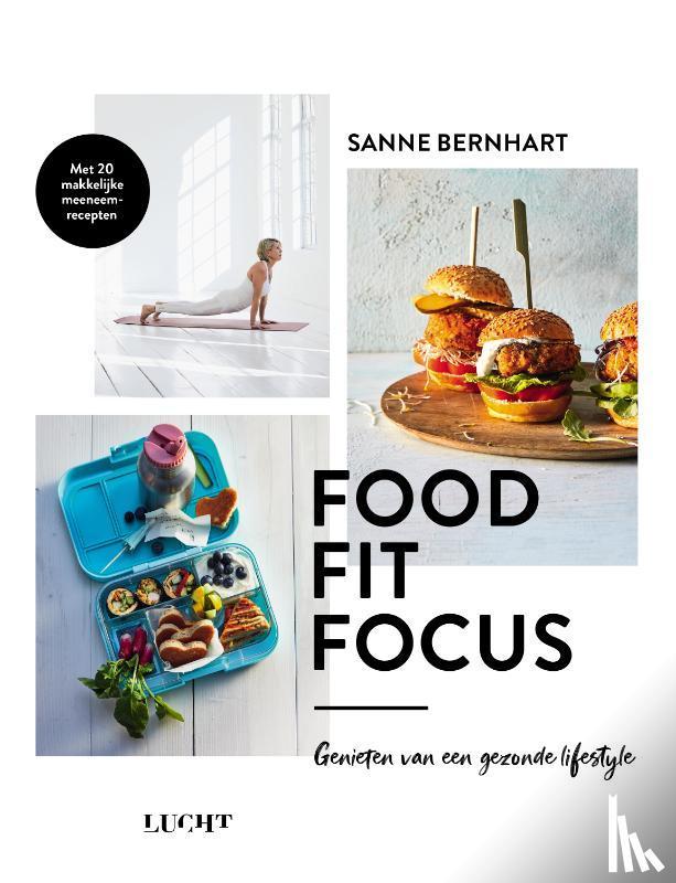 Bernhart, Sanne - Food fit focus