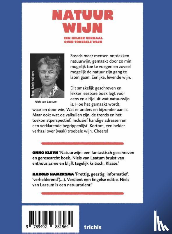Laatum, Niels van - Natuurwijn
