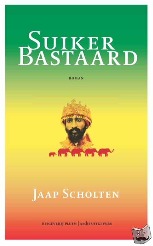 Scholten, Jaap - Suikerbastaard