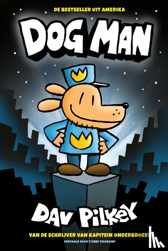 Pilkey, Dav - Dog Man