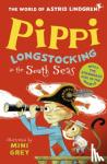 Lindgren, Astrid - Pippi Longstocking in the South Seas (World of Astrid Lindgren)