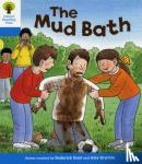 Hunt, Roderick - Oxford Reading Tree: Level 3: First Sentences: The Mud Bath