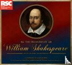 Alexander, Catherine - The treasures of William Shakespeare
