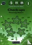 Scottish Primary Maths Group SPMG - Scottish Heinemann Maths 1, Check-up Workbook Pcms