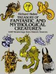 Richard Huber - A Treasury of Fantastic and Mythological Creatures