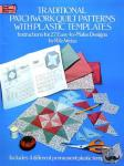 Weiss, Rita - Traditional Patchwork Quilt Patterns with Plastic Templates - 27 Easy-To-Make Designs with Plastic Templates