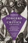 Grafton, Anthony - Forgers and Critics, New Edition