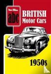 Ian Allan Publishing - ABC British Motor Cars 1950s