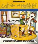 Watterson, Bill - Scientific Progress Goes ' Boink'. A Calvin and Hobbes collection