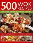 - 500 Wok Recipes