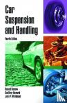 Bastow, Donald, Howard, Geoffrey, Whitehead, John P. - Car Suspension and Handling