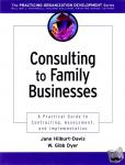 Hilburt-Davis, Jane - Consulting to Family Businesses - Contracting, Assessment, and Implementation