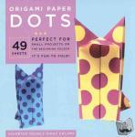 "Tuttle Publishing - Origami Paper - Dots - 6 3/4"" - 49 Sheets"