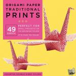 """Tuttle Publishing - Origami Paper - Traditional Prints - 8 1/4"""" - 49 Sheets"""