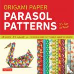 Tuttle Publishing - Origami Paper Parasol Patterns