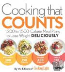 The Editors of Cooking Light - Cooking That Counts - 1,200- To 1,500-Calorie Meal Plans to Lose Weight Deliciously