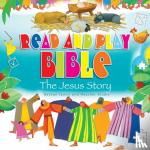James, Bethan - Read and Play Bible the Jesus Story