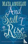 Dr Maya Angelou - And Still I Rise