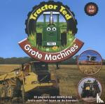 Heard, Alexandra - Tractor Ted: Grote Machines