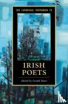 - The Cambridge Companion to Irish Poets