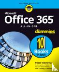 Peter Weverka, Timothy L. Warner - Office 365 All-in-One For Dummies