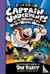 Pilkey, Dav - Captain Underpants and the Wrath of the Wicked Wedgie Woman COLOUR