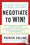 Collins, Patrick - Negotiate to Win!