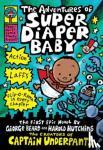 Pilkey, Dav - Adventures of Super Diaper Baby