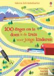 - 100 Dingen om te doen in de Trein voor jonge Kinderen Activiteitenkaarten, alleen per set van 3ex