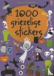 - 1000 GRIEZELIGE STICKERS