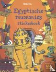 - Egyptische mummies stickerboek