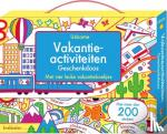 - Vakantieactiviteiten geschenkdoos met vier leuke vakantieboekjes