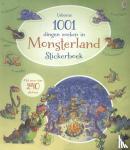 - 1001 dingen zoeken in monsterland - stickerboek