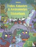 - Trollen, kabouters en aardmannetjes stickerboek