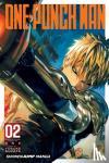 ONE, Yusuke Murata - One-Punch Man, Vol. 2