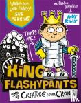 Riley, Andy - King Flashypants and the Creature From Crong