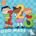 Kennedy, Pamela - 1, 2, 3 God Made Me